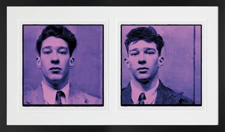 The Krays (Diptych)
