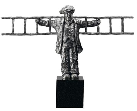 The Angel (Stainless Steel)