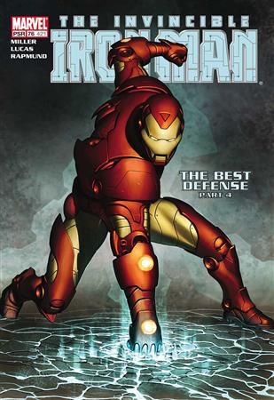 The Invincible Iron Man #421 - The Best Defence