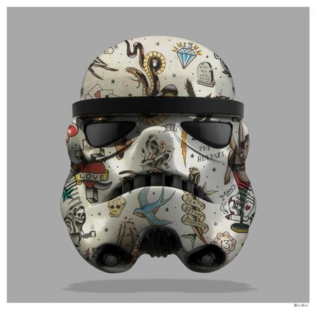 Tattoo Stormtrooper