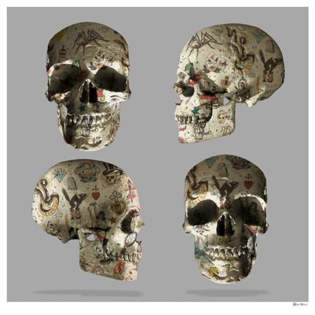 Tattooed Skulls